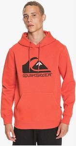 Czerwona bluza Quicksilver