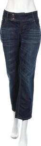 Niebieskie jeansy Love & Legend w street stylu