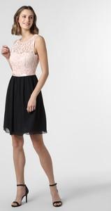Sukienka SUDDENLY Princess z okrągłym dekoltem rozkloszowana mini