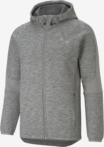 Sweter Puma z tkaniny
