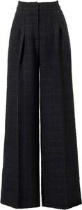 Czarne spodnie Marlu