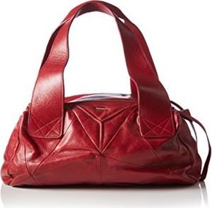 Czerwona torebka Diesel w stylu casual