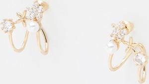Mohito - Kolczyki z kamieniami - Złoty