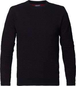 Czarny sweter Petrol Industries