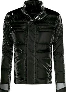 Czarna kurtka Emporio Armani krótka