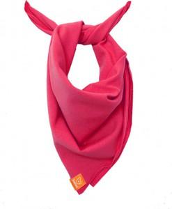 Różowy szalik dziecięcy Benni