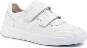 Geox Sneakersy U Deiven A U945WA 04654 C1000 Biały