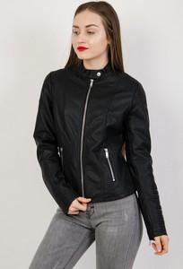 Czarna kurtka Olika w stylu casual