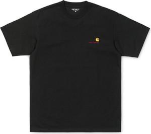 Czarny t-shirt Carhartt WIP