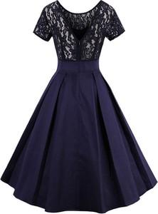 Sukienka Mixinni rozkloszowana
