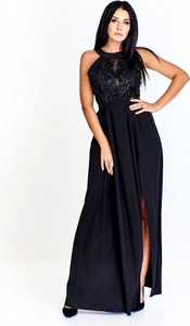 Sukienka QUARELLE maxi bez rękawów
