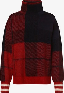 Czerwony sweter Tommy Hilfiger