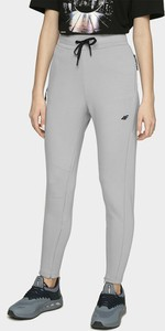 Spodnie sportowe 4F z dzianiny w sportowym stylu