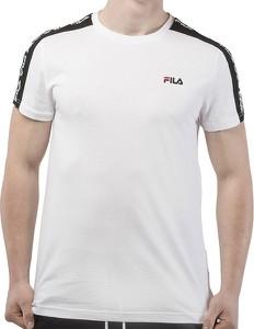 T-shirt Fila z krótkim rękawem z bawełny