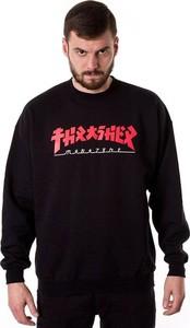 Bluza Thrasher w młodzieżowym stylu z bawełny