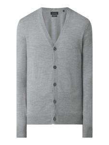 Sweter Christian Berg z wełny w stylu casual