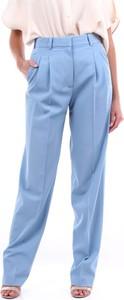 Niebieskie spodnie Stella McCartney