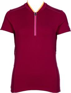 T-shirt CMP z dekoltem w kształcie litery v w stylu casual