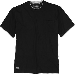 T-shirt Redfield z krótkim rękawem z bawełny