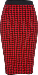 Spódnica bonprix bpc selection w stylu casual z dzianiny