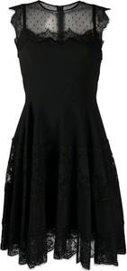 Czarna sukienka Dolce & Gabbana bez rękawów