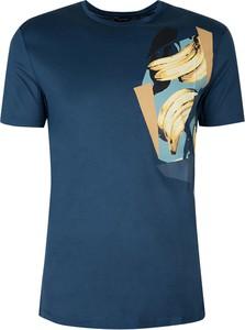 T-shirt ubierzsie.com z bawełny w młodzieżowym stylu