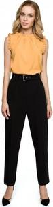 Czarne spodnie Style