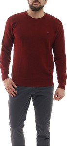 Sweter Lacoste z dżerseju