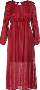 Sukienka Multu z długim rękawem