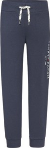 Niebieskie spodnie sportowe Tommy Hilfiger