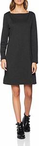 Sukienka Vero Moda z długim rękawem w stylu casual