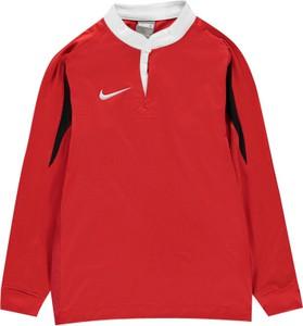 Czerwona koszulka dziecięca Nike