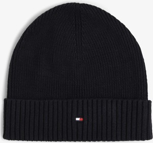 Niebieska czapka Tommy Hilfiger