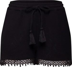 Czarne szorty Object w stylu klasycznym z bawełny