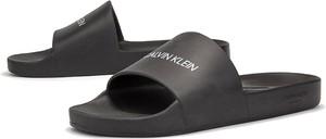 Czarne buty letnie męskie Calvin Klein