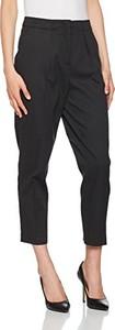Czarne spodnie United Colors Of Benetton w stylu klasycznym