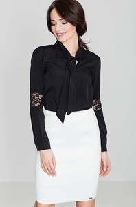 Czarna bluzka Katrus