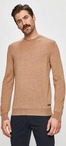 Sweter Baldessarini w stylu casual
