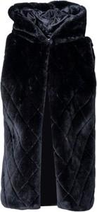 Czarna kurtka Ak w stylu casual