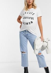 T-shirt Mama Licious z krótkim rękawem
