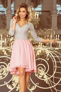 73fa9457 sukienka na wesele rozmiar 42 - stylowo i modnie z Allani