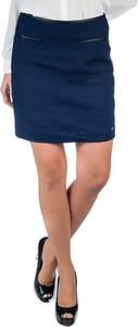 Granatowa spódnica Tommy Hilfiger