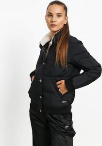 Kurtka Roxy krótka w stylu casual