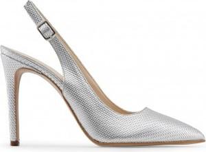 67f0c9b7270 buty szpilki srebrne - stylowo i modnie z Allani