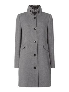 Płaszcz Montego w stylu casual z wełny