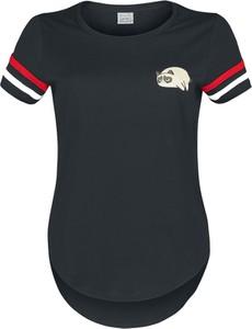 T-shirt Emp z okrągłym dekoltem z krótkim rękawem