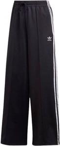 Czarne spodnie Adidas