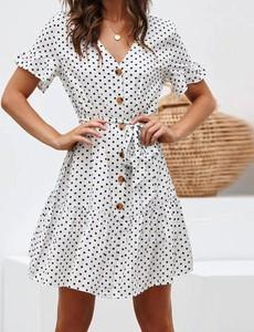 Sukienka Kendallme mini z krótkim rękawem