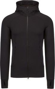 Czarna bluza POC z tkaniny w stylu casual