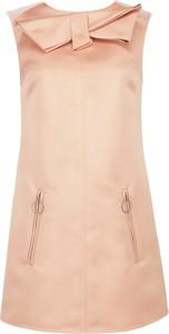 Sukienka Elisabetta Franchi w stylu casual mini bez rękawów